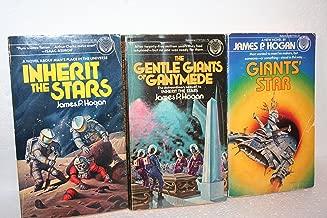 James P Hogan's Giants Series 1-3: Inherit the Stars; The Gentle Giants of Ganymede & Giants' Star