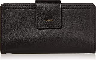 Women's Logan Leather RFID-Blocking Tab Clutch Wallet