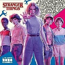 Stranger Things 2020 Calendar - Official Square Wall Format Calendar