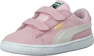 PUMA Suede 2 Straps Inf Sneaker (Toddler)
