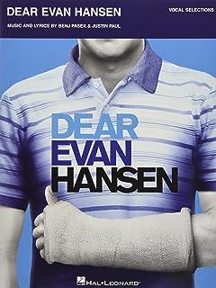 Dear Evan Hansen: Vocal Selections (PIANO, VOIX, GU)