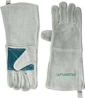 キャプテンスタッグ(CAPTAIN STAG) キャンプ 登山用 手袋 キャンピンググロー ブロングM-6403