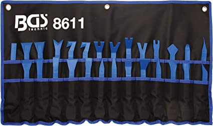 11 pièces 1327 BGS innenraumverkleidungs-Trousse à outils