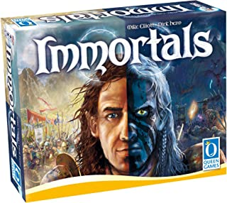 Queen Games Immortals - Strategy Board Game