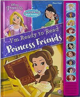 Disney Princess - I'm Ready to Read Princess Friends Sound Book