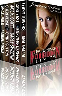 Jenevieve DeBeers and Friends Pushing Forbidden Limits Anthology