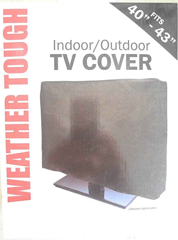 Weather Tough Indoor Outdoor TV Cover (40-43)