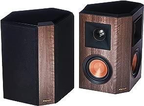 Klipsch RP-402S Surround Sound Speakers (Pair) (Walnut)