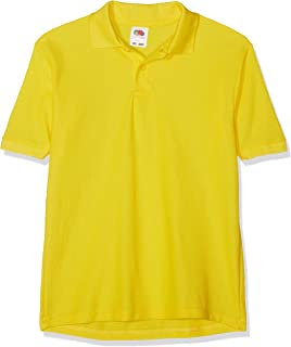 Amazon.es: camiseta amarilla niño