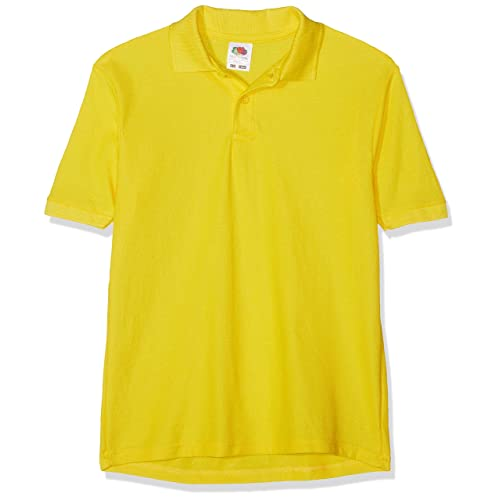 4b24d1226 Fruit of the Loom Kids  Short Sleeved Polo Shirt