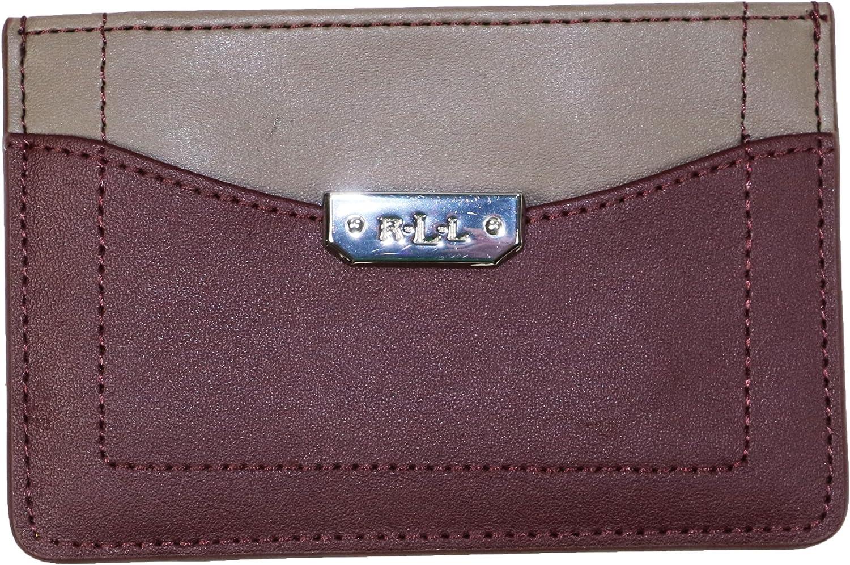 Lauren Ralph Lauren Dryden Mini Card Case One Size