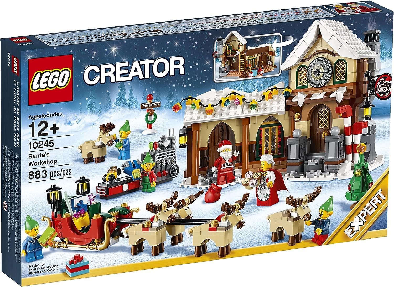 compras online de deportes Lego 10245 WINTER VILLAGE    Santa's Workshop  buscando agente de ventas