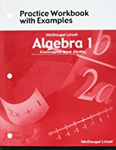Best algebra 2 concepts and skills mcdougal littell answers Reviews