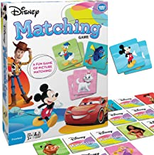 Wonder Forge Disney Classic Characters Matching Game for Boy