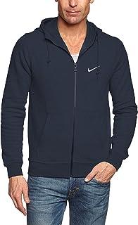 Nike Club Full-Zip Men's Hooded Swoosh Jacket