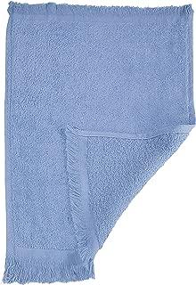 (3 Pack) Set of 3- Promotional Priced Fingertip Towels (Light Blue)