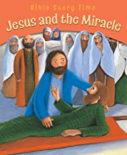 Jesus and the Miracle (Bible Story Time)
