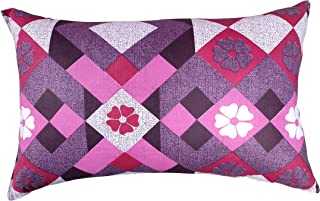 "Ozone Mattress-Organic Silk Cotton/kapok/Ilavam Panju/Semal Standard Pillow, Size: 25"" x 15"" inches,Multicolor."