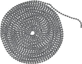 King Chain #10 Bead Chain, 6 Meter/19.7 Foot Ball Chain