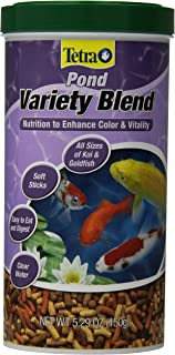 TetraPond 16455 Variety Blend Food, 5.29-Ounce, 1-Liter