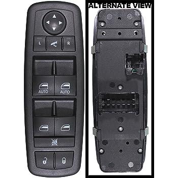 Dorman 901-463 Front Driver Side Master Switch for Select Chrysler Ram Models Dodge