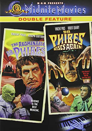The Abominable Dr. Phibes / Dr. Phibes Rises Again!