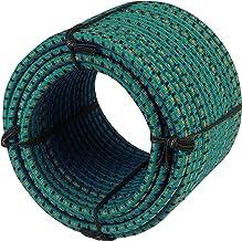 Magma Elastische Koordrol | 8mm Diameter Bungee touw voor Vissen Zeilen Varen Kamperen en Dekzeilen | Gebruik voor Binnen ...