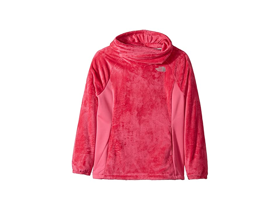 The North Face Kids Oso Fleece Pullover (Little Kids/Big Kids) (Petticoat Pink (Prior Season)) Girl