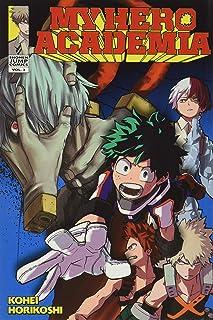 My Hero Academia, Vol. 3