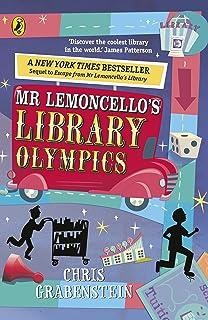 Mr Lemoncello's Library Olympics