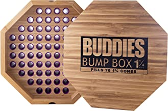 Buddies Bump Box Filler for 1 1/4 Size Cones - Fills 76 Cones Simultaneously