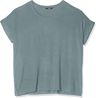ONLY Damen Onlmoster S/S O-Neck Top Noos JRS T-Shirt