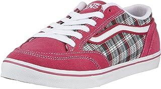 Vans W COPELY VF613DL Baskets pour Femme Rose (Plaid) Magenta
