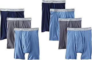 Fruit of the Loom Men's Tag-Free Boxer Brief (Pack of 7)