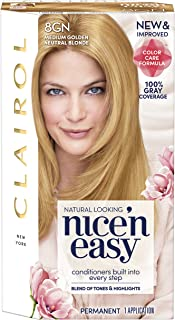 Best clairol nice and easy 8gn Reviews