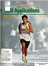 Corrective Reading Skill Applications, Teacher's Presentation, Book 1, Decoding C