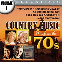 Country Music - Hits From The 70's