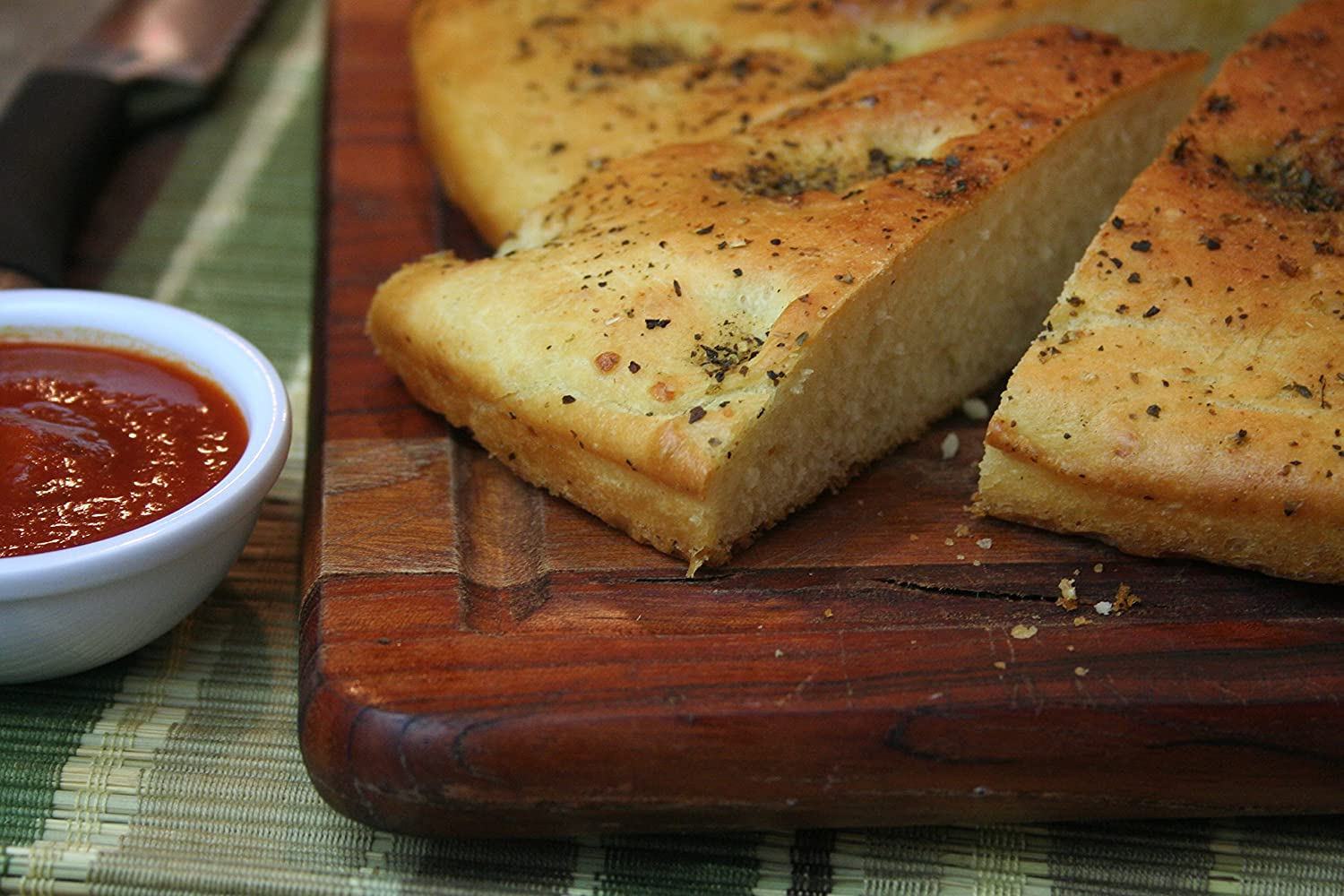 Italian Seattle Mall Herb and Cheese Focaccia pack single Our shop OFFers the best service Bread Mix