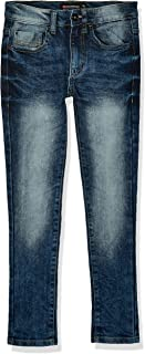 SOUTHPOLE Boys Signature Stretch Denim Pants Jeans