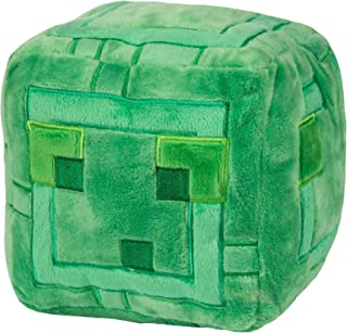JINX Minecraft Slime Plush Stuffed Toy, Green, 9.5
