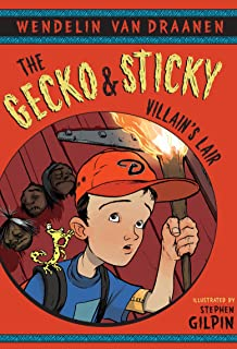 gecko and sticky books