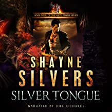 Silver Tongue: Nate Temple Series, Book 4