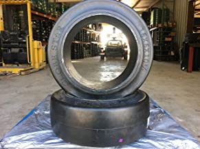 Forklift Black Smooth Tire 16X6X10.5
