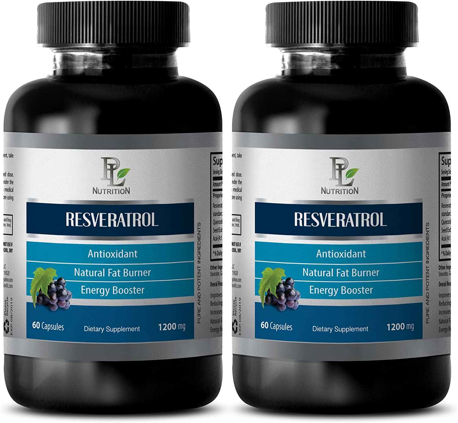 antioxidant for Men - RESVERATROL Mg Save money 1200 Directly managed store ANTIOXIDANT Natural