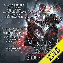 Viridian Gate Online: Side Quests: A litRPG Anthology