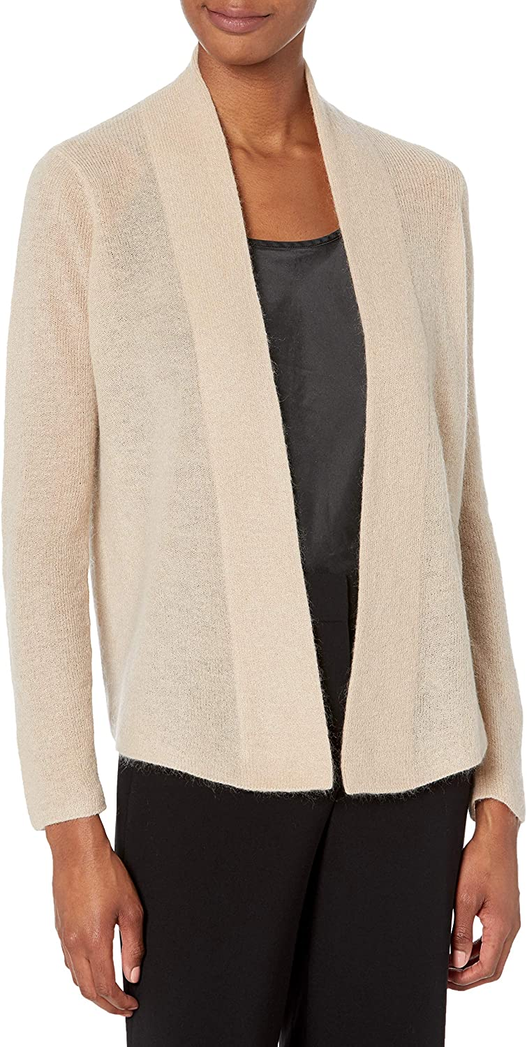 Vince Women's Ribbed Convertible Cardigan