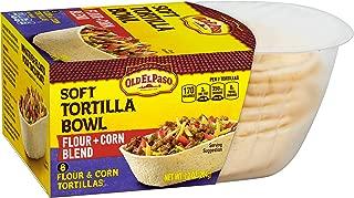 Old El Paso Soft Tortilla Bowl, Flour & Corn Blend, 7.2 oz