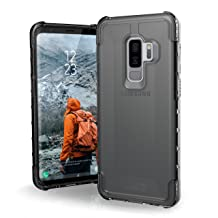 Urban Armor Gear Rugged Military Back Cover for Samsung Galaxy S9+ (Grey)