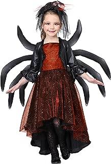 Best black widow spider costume girl Reviews