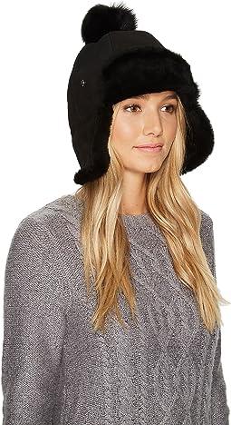UGG - Pom Waterproof Sheepskin Hat